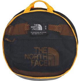 The North Face Base Camp Duffel S asphalt grey/zinnia orange